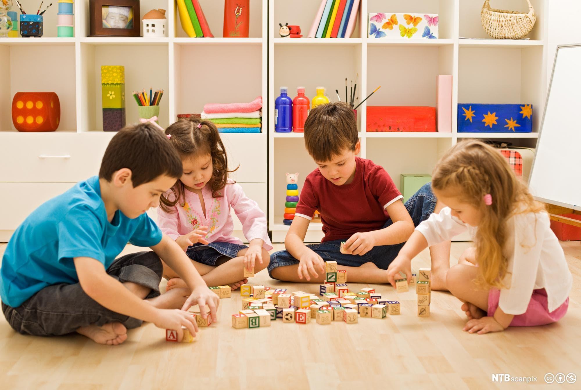 Chứng nhận hợp quy đồ chơi trẻ em