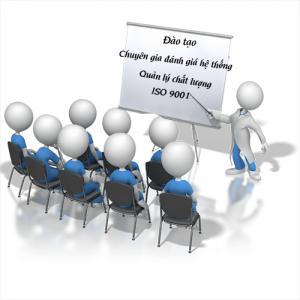 Đào tạo chuyên gia đánh giá hệ thống quản lý chất lượng phù hợp với tiêu chuẩn ISO 9001