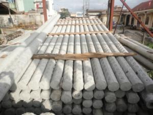 Chứng nhận hợp chuẩn cột điện bê tông cốt thép ly tâm